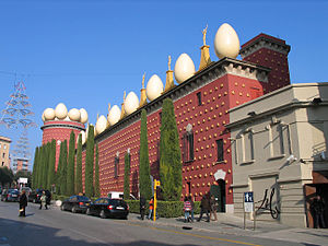 Dali Theatre and Museum
