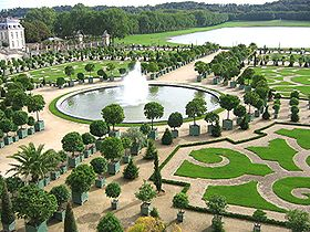 Gardens and Park of Versailles
